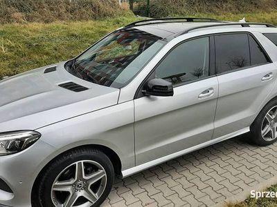 używany Mercedes GLE350 4Matic AMG + Panorama + GW - 2021 + Hak