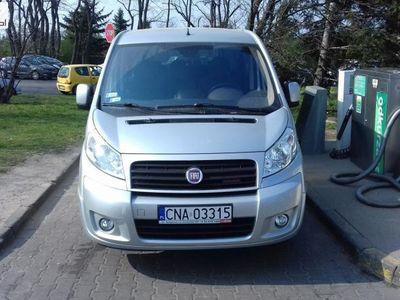 używany Fiat Scudo Scudo 2dm3 120KM 2014r. 145 300kmPanorama 165 Multijet ABS ręczna klima.
