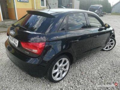 używany Audi A1 Navi Ksenon Tempomat Pdc 8X (2010-)