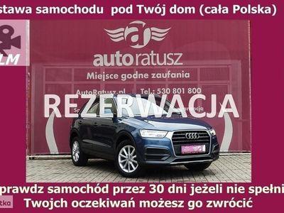 używany Audi Q3 2dm 150KM 2017r. 139 000km
