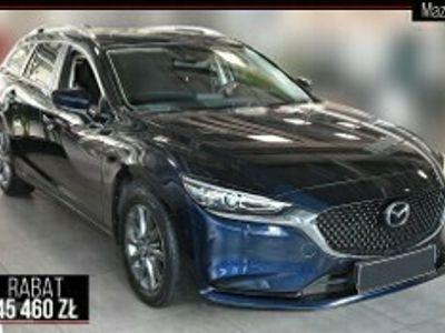 używany Mazda 6 III SKY MOTION SkyMotion 2.0 6AT 145KM | Czujniki parkowania przód i tył