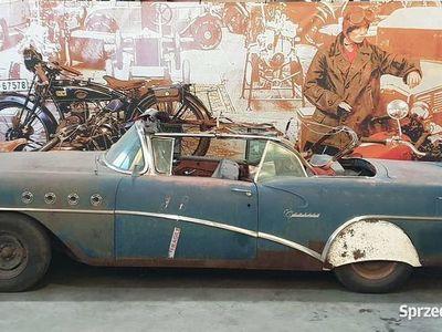 używany Buick Century Rok 1955 5,3l sprzedam lub zlecę renowację