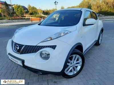 używany Nissan Juke 1.6dm 117KM 2012r. 104 322km