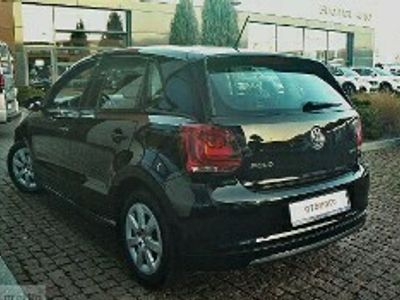 używany VW Polo V HIGH LINE 1.2 CR 75 KM*RLINE MAX* SKÓRY*Led *Welur *Serwis *Gwarancj