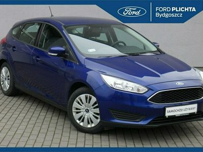 używany Ford Focus 1.6dm 105KM 2018r. 41 491km