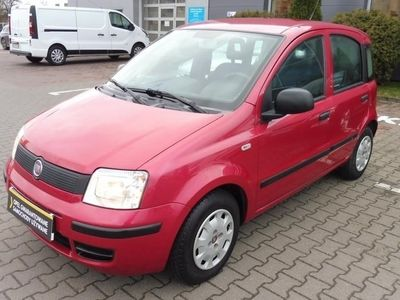 używany Fiat Panda II 1.2 Actual Eco+AC, Łódź