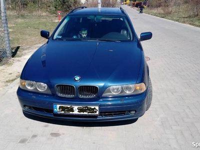używany BMW 525 e39 2003r ZAMIANA