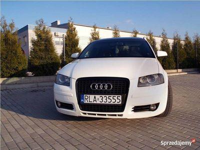 używany Audi A3 Sportback 8P S line BIXENON 2008