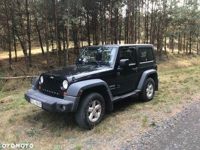używany Jeep Wrangler III