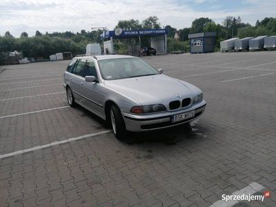 używany BMW 523 E39 i okazja zamiana