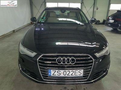 używany Audi A6 A6 3dm3 218KM 2015r. 108 802kmAvant 3.0 TDI Quattro S tronic