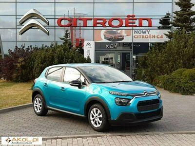 używany Citroën C3 1.2dm 83KM 2021r. 2km