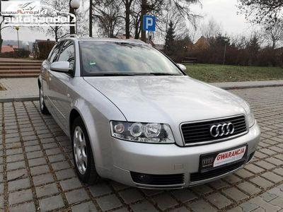 używany Audi A4 2dm 131KM 2004r. 176 518km