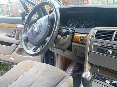 używany Renault Vel Satis silnik 2.0 dci od 12 lat jeden właściciel