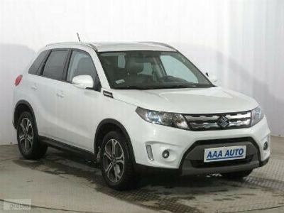 używany Suzuki Vitara II VAT 23%, Skóra, Navi, Klimatronic, Tempomat, Parktronic,