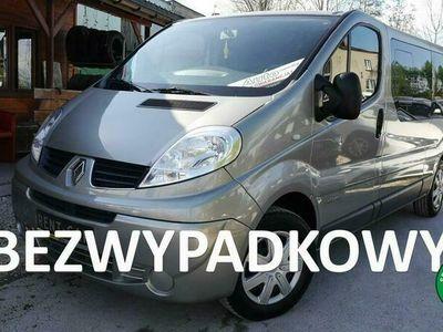 używany Renault Trafic Long*145PS*Bezwypadkowy Klima Serwis Navigacja VIP GWARANCJA24Miesiące