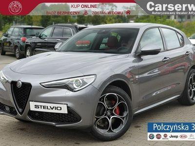 używany Alfa Romeo Stelvio 2dm 280KM 2020r. 2km
