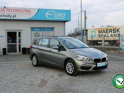 używany BMW 218 1.5dm 136KM 2015r. 60 000km