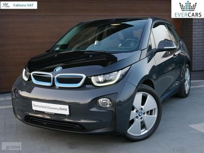 used BMW i3 I +REX SalonPL I wł. Bezwypadkowy VAT23%