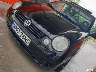 używany VW Lupo 2001r. 1.0 Wspomaganie Elektryczny Dach Tanio Wawa - Możliwa Zamiana!