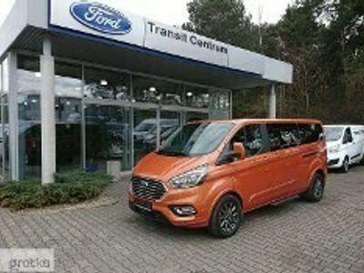 używany Ford Custom T Tourneo2.0 TDCi 185 KM A6 Titanium Tourneo 310 L2 MCA