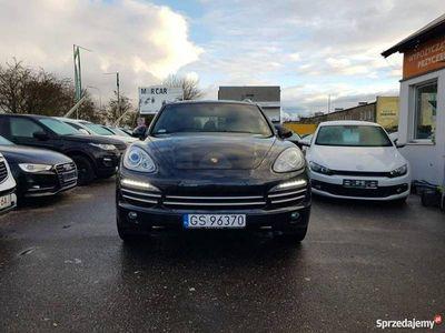 używany Porsche Cayenne 3dm 310KM 2014r. 90 784km