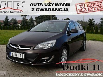 używany Opel Astra 1.4dm 150KM 2015r. 134 000km