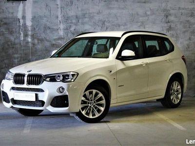 używany BMW X3 II (F25) xDrive20i 184KM Salon PL Navi M-Pakiet Kamera Automat BiXenon F.Vat