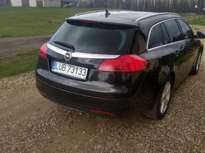 używany Opel Insignia Cosmo Full wersja 2.0 DTH Kombi Serwis