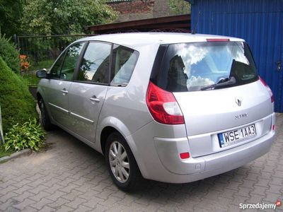 używany Renault Grand Scénic II