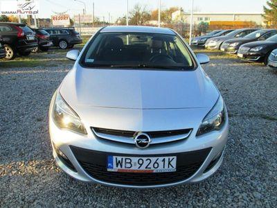 używany Opel Astra 1,4 NEL(120 KM) Enjoy Salon PL F-Vat