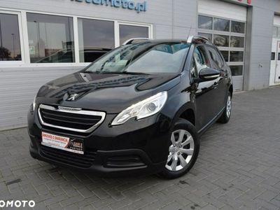 używany Peugeot 2008 1.2dm 82KM 2015r. 143 000km