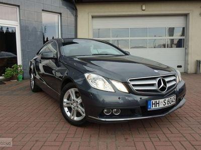 używany Mercedes E200 1.8dm 185KM 2010r. 160 000km
