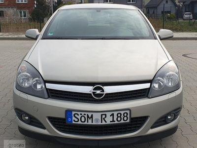 używany Opel Astra GTC Astra H1.9 CDTI 120KM BEZWYPADKOWA Bardzo Zadbana