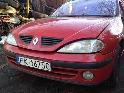 używany Renault Mégane 1.9 DTI KOMBI-CAŁOSC LUB CZESCI !