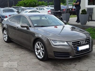 używany Audi A7 I (4G) 3.0 TDi* 245KM* Quattro* Ks.serwisowa* Navi* Led* Gwarancja