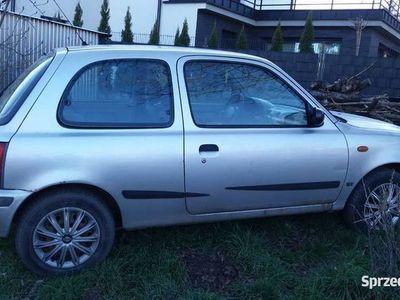 używany Nissan Micra 1.0 2000 r.
