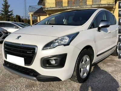 używany Peugeot 3008 2dm 200KM 2014r. 180 000km