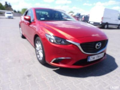 używany Mazda 6 2dm 165KM 2017r. 75 361km