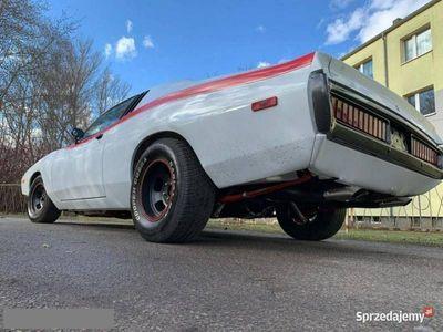 używany Dodge Charger 1973 V8 WHITE EDITION ! RASOWY