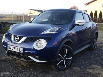 używany Nissan Juke 1.5 Dci, 110 KM, Navi, Klimatronic, Alu, Kamera