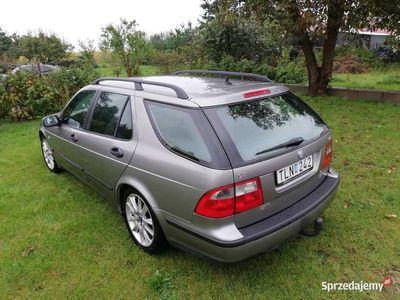 używany Saab 9-5 Sport 2.3 185 KM