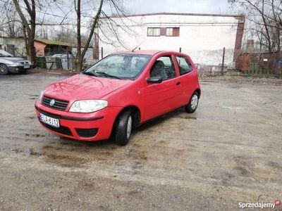 używany Fiat Punto II W CAŁOŚCI NA CZĘŚCI