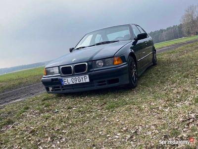 używany BMW 318 i GWINT GLEBA SPAW