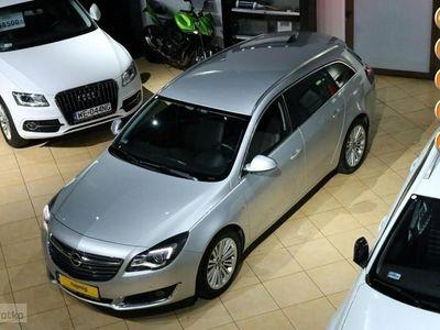 używany Opel Insignia Country Tourer Salon PL, Cosmo S&S + NAVI, Gwarancja x 5, fv VAT 23