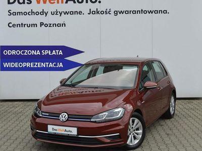 używany VW Golf VII SalonPL 130KM DSG Comfortline Światła LED Podgrzewane Fotele VAT ASO