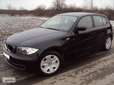 używany BMW 118 SERIA 12.0 benzyna, moc 143KM/6-biegowy/5-drzwi
