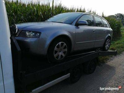 używany Audi A4 2004r kombi 2,5 tdi TYLKO CZĘSCI Wszystko