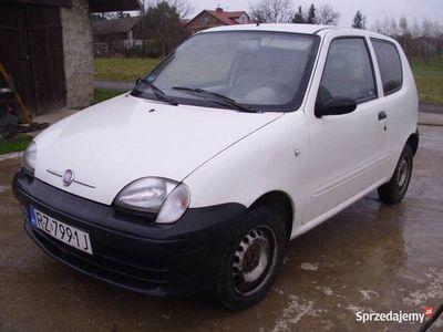używany Fiat 600 Van