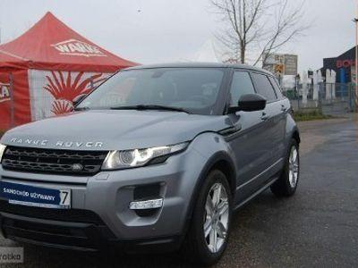 używany Land Rover Range Rover evoque Dynamic